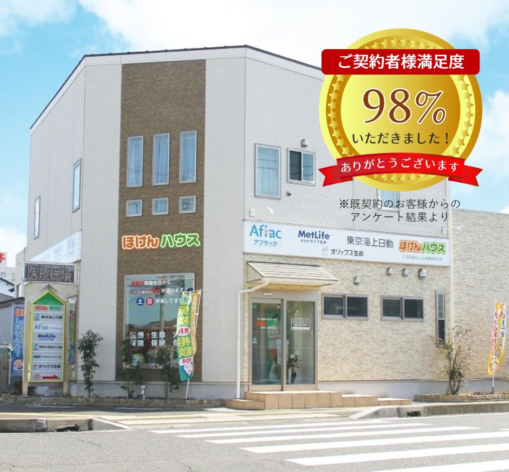 【福井県敦賀市】ほけんハウス(敦賀あんしん保険株式会社)|保険の見直し、無料相談ができるお店